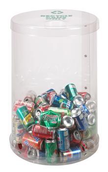 Coke Recycling Bin