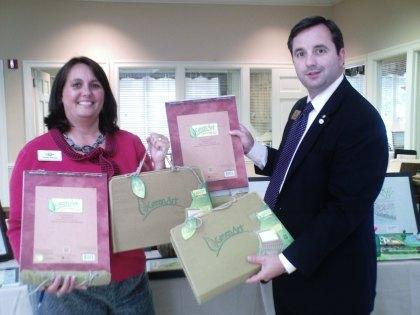 Doreen Pittman and Chris Pettis Award Green Art Supplies