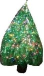 Plastic Drink Bottle Tree