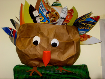 Recycled Turkey