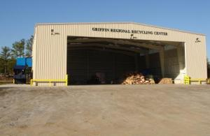 Griffin Regional Recycling Center november 09